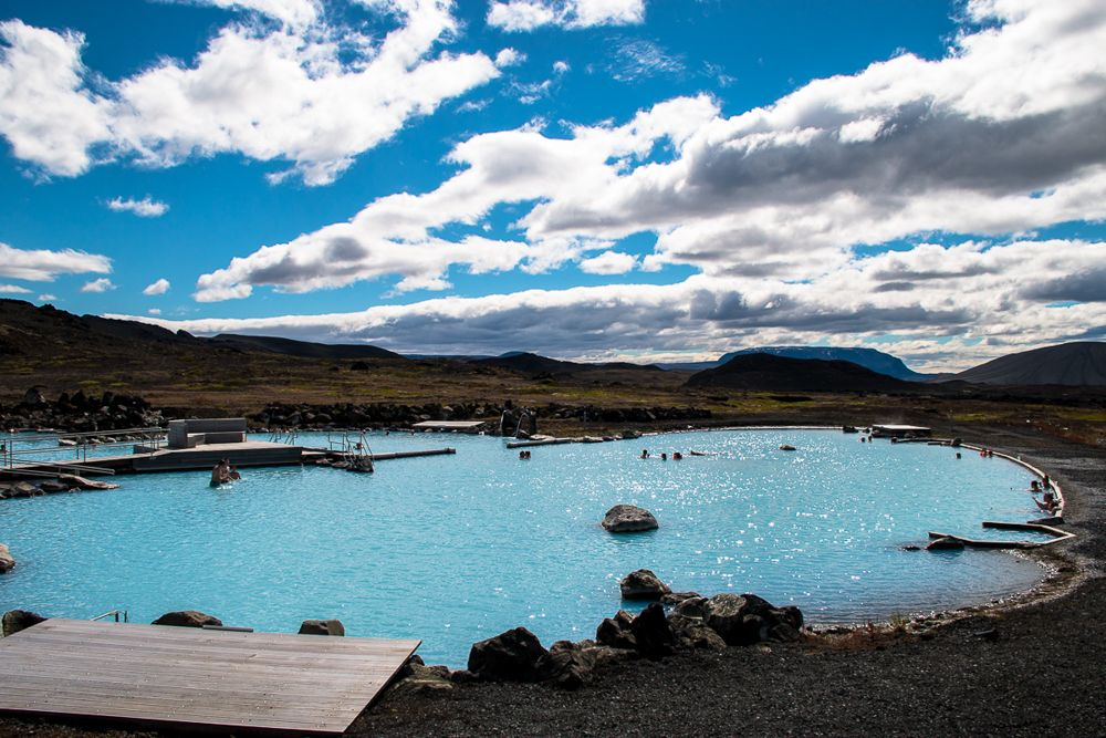 10 jours - Myvatn Nature baths